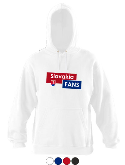 Pánska mikina Slovakia Fans