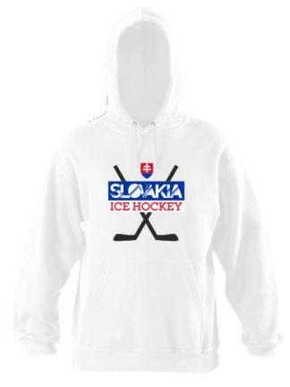 Pánska mikina Slovakia Ice Hockey