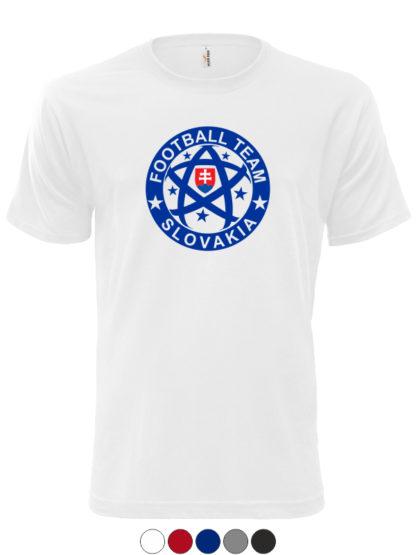 Pánske tričko Slovakia Football Team