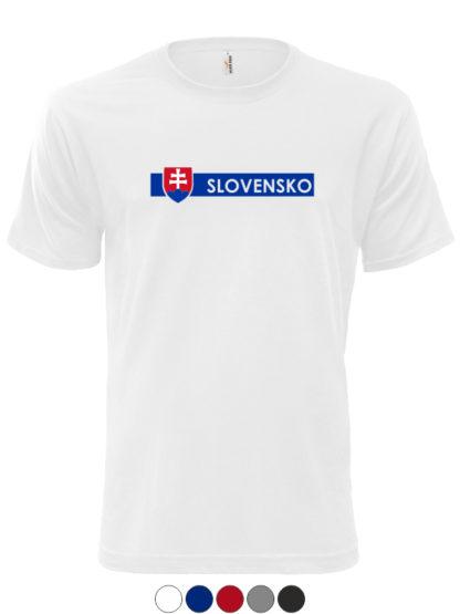 Pánske tričko Slovensko Line