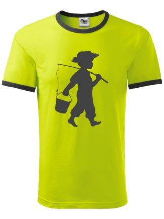 Detské tričko Malý rybárik