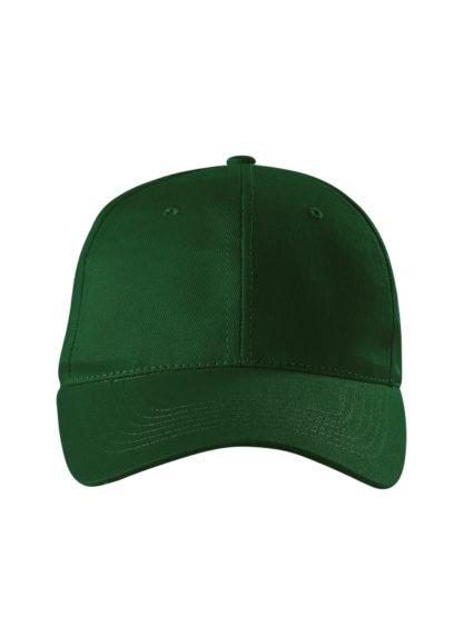 zelená rybárska šiltovka