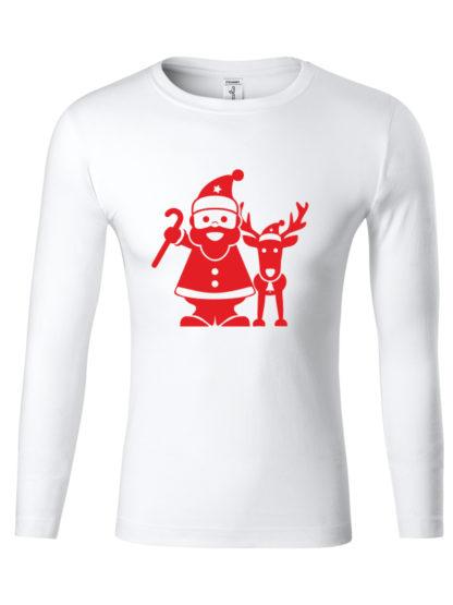 Detské Vianočné Tričko V.