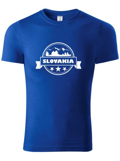 Pánske tričko SLovakia Stamp 2