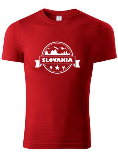 Pánske tričko SLovakia Stamp 3