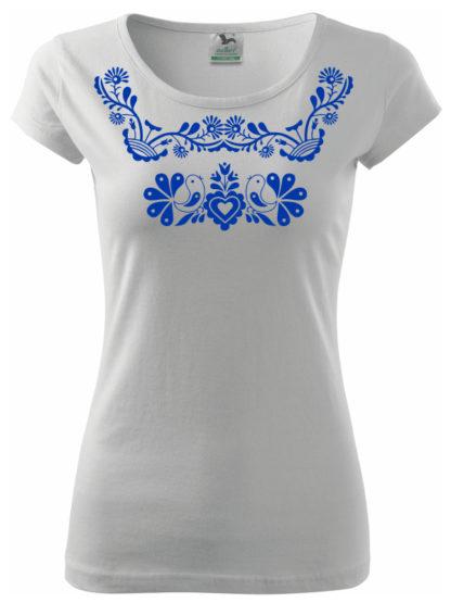 Dámske tričko Slovenské ornamenty