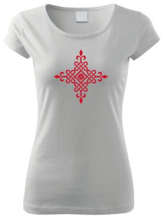 Dámske tričko SLovenské Ornamenty II