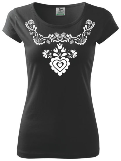 Dámske tričko Slovenské Ornamenty III 7