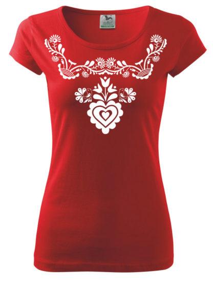 Dámske tričko Slovenské Ornamenty III 4