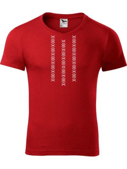 Pánske tričko Ornament Čičmany
